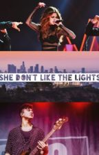 She Don't Like the Lights by calukew