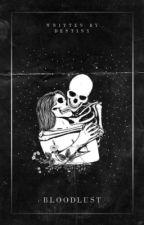 Bloodlust | SALVATORE by destinyskywalker