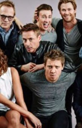 Marvel Cast Imagines  by basicallybisexual_