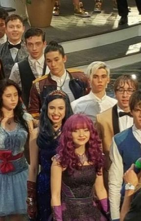 Descendants Imagines! - The Luckiest (Ben + Mal) - Wattpad