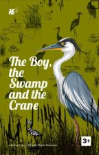 The Boy, the Swamp and the Crane by AlexGithiora
