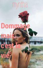 Dommage mais c'est la vie by myntha