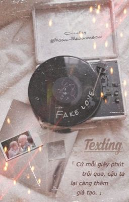 Texting - HopeMin [Trans] √