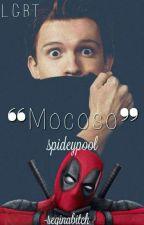 """mocoso"" 》 spideypool by selenaftwolfhard"