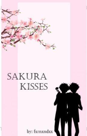 Sakura Kisses by Fxrnxndxx