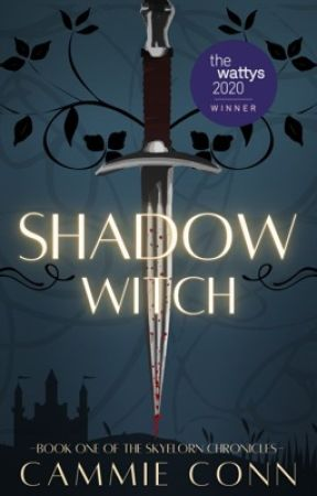 Shadow Witch by BookNrd
