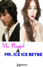 Ms.Playgirl and Mr.Ice Ice Beybe by jeyencee