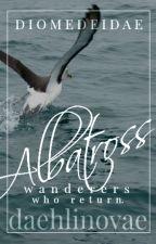 Albatross \ in progress by daehlinovae
