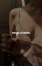 BRINGER OF DEATH ❍ DAMON SALVATORE by serpentiines