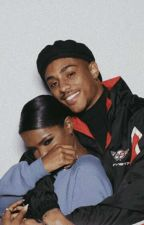 Exception~ Keith Powers And Ryan Destiny  by oopgotchaheadass