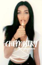 CHEMISTRY   SPOOKY  by naughyvixen