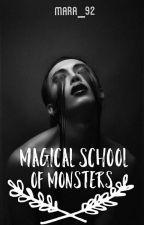 magical school of monsters by mara_92