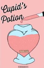 Cupid's potion  Saiki K. x Reader by KARMA1o1