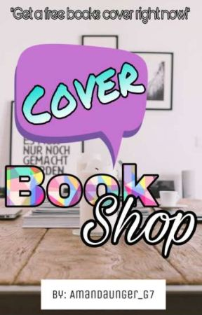 Cover Book Shop by AmandaG7_26