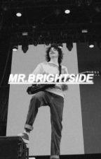 mr.brightside; wolfhard by -spookyluv