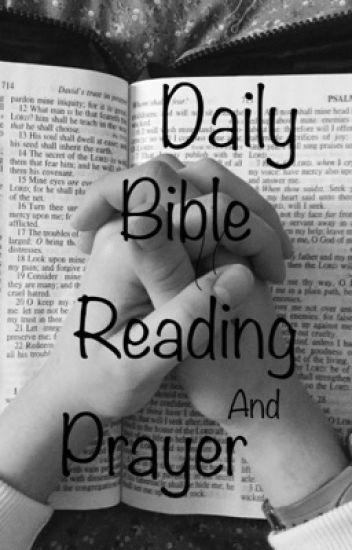 Daily Bible Reading and Prayer, KJV, May 10-Nov 9, 2018, Acts to Hebrews