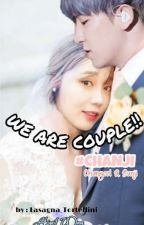 WE ARE COUPLE!! by Lasagna_Tortellini