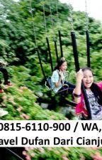 PALING TERPERCAYA, 0815-6110-900 WA, Travel Dufan Dari Cianjur by paketdufan