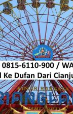 PALING LARIS, 0815-6110-900 WA, Travel Ke Dufan Dari Cianjur 2018 by paketdufan