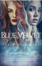 Blue Velvet by LaurentGoldsmith