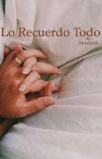 Lo Recuerdo Todo (Oscar Diaz/ OMB) by kindaintoitlemmeknow