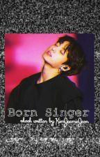 Born Singer • Tae ▪ jjk by KimJaemieJeon