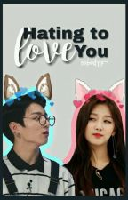 Hating to Love You | jeongin by nobodyx-