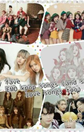 My fave EMO (And Some Love) Kpop song lyrics - Save me (BTS