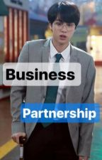 Business Partnership (seokjinxreader) by yena_1204