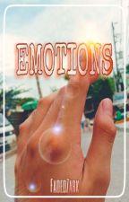 EMOTIONS(poems) by FadedZark