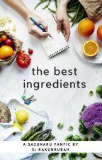 The Best Ingredients by SiRakunRubah