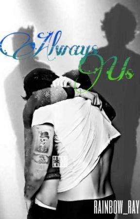 Always Us || Larry Stylinson AU #iceSplinters19 by love-one-D-girl