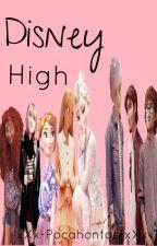 Disney High by xXx-Pocahontas-xXx