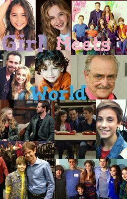 Girl meets world my version wattpad