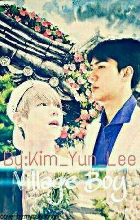 Village boy |  sebaek by kim_yun_lee