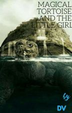 Magical Tortoise And The Little Girl by devisivaranjani