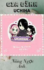 Gia đình Uchiha (ảnh /truyện tranh) by anhcbtn