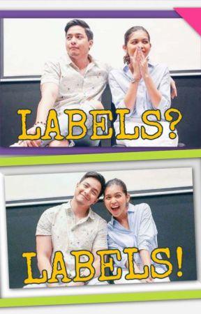 Labels? Labels! by SolunaSky