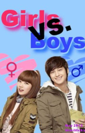 Girls and Boys (Red Or Clear)