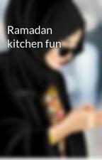 Ramadan kitchen fun by afreey101