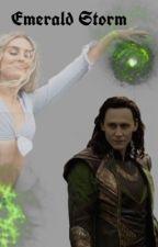 Emerald Storm // Loki by AbbieWrites1808
