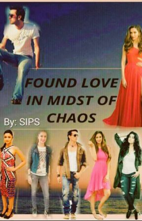Found Love In The Midst Of Chaos by SN_Skylar