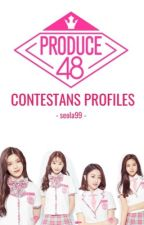 PRODUCE48 PROFILES by seola99