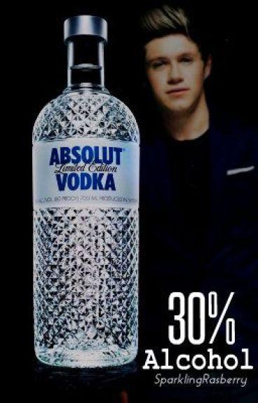 30% Alcohol (n.h frat boy)