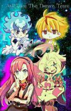 Ask/Dare The Dream Team by ChristinaShirasagi
