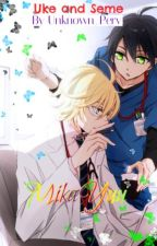 Uke and Seme [ MikaYuu ] by Unknown_Perv