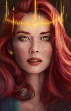Burning Amber (Kid Flash/Wally x OC)   by dianakenz