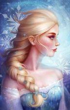 Elsa x Fem Reader: The Fire Element  by TindadoLado-