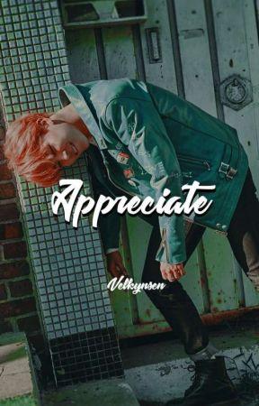 Appreciate. ❀ HopeMin. by Velkynsen