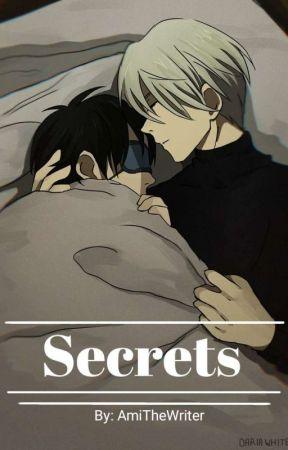 Secrets (Vikturi SK) by AmiTheWriter